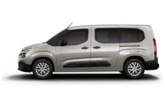 330X210 Berlingo 7 places